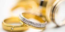 свадебные кольца комбинированные