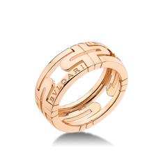 кольцо bvlgari parentesi без камней