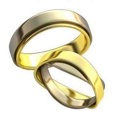 Авторские обручальные кольца Braiding