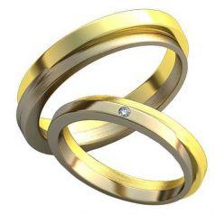 Авторские обручальные кольца Marisa