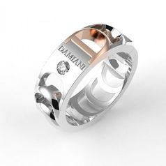 кольцо в стиле дамиани дамианиссимо