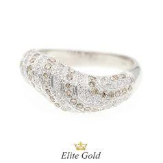 кольцо Mystery с россыпью бриллиантов