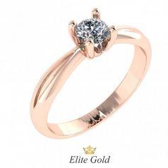 Золотое женское кольцо Raisa
