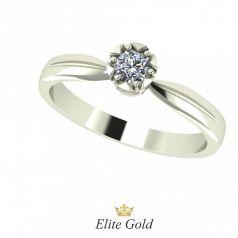 Золотое женское кольцо Edina