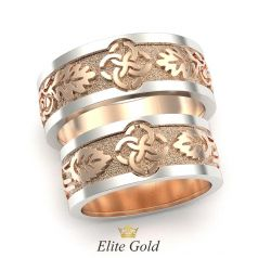 кольца со славянскими символами