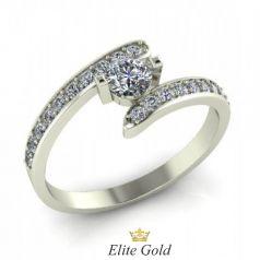 Золотое женское кольцо Madelia