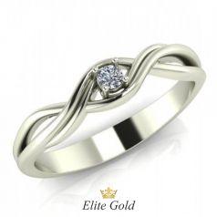 Золотое женское кольцо Ohara