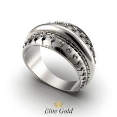 Золотое кольцо Ellian
