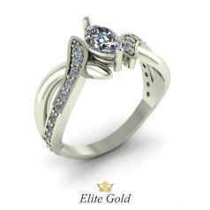 Золотое женское кольцо Madonna