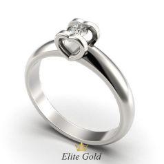 кольцо-солитер Sparkling Beauty
