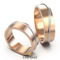 Авторские обручальные кольца Corda с лаконичным дизайном