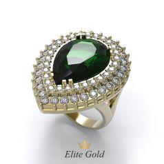 Эксклюзивное женское кольцо Eliza с крупным камнем