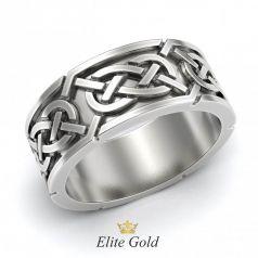 Обручальное кольцо Sally с изображением кельтского узла