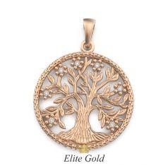 Дизайнерская подвеска Дерево жизни