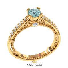 женское кольцо Estee в винтажном стиле