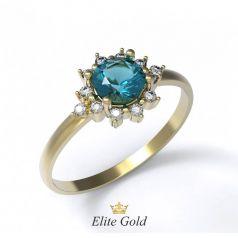 Дизайнерское женское кольцо Complimento