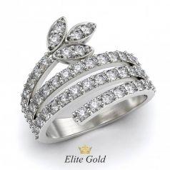 Эксклюзивное женское кольцо Elizaveta в камнях