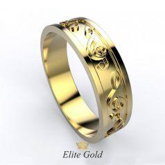 Авторское женское кольцо Musica с изображением скрипичного ключа
