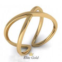 Дизайнерское женское кольцо Cruce