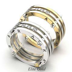 кольца Catena с шарнирами и болтами