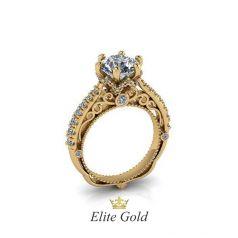 Эксклюзивное ажурное кольцо Mirage