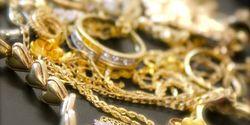 о золотых украшениях