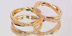 обручальные кольца со вставками
