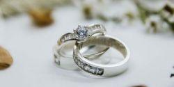 украшения кольца сет