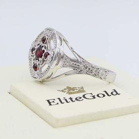 кольцо Татеосса - вид сбоку