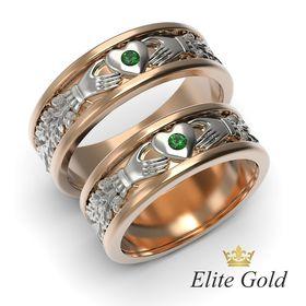 обручальные кольца ирландские