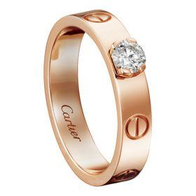 кольцо в стиле Cartier Love