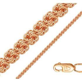 цепь с плетением роза