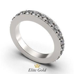 кольцо Fancy в белом золоте