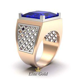 кольцо Quatro - вид сбоку