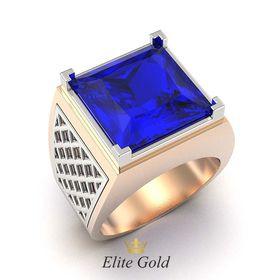 кольцо Quatro - вариант со скошенными бортами