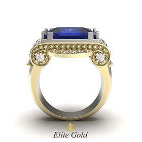 кольцо Imperial Glory II - вид сбоку