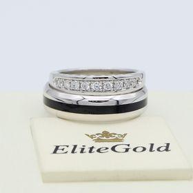кольцо Isabella с мужским кольцом Archer