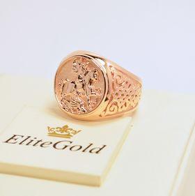 кольцо Георгий Победоносец