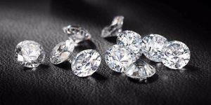 бриллианты на фото