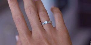 помолвочные кольца для женщин
