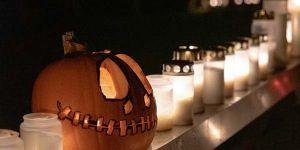 хелоуин и украшения для этого праздника