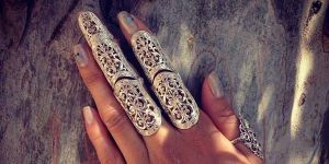 кольцо на весь палец