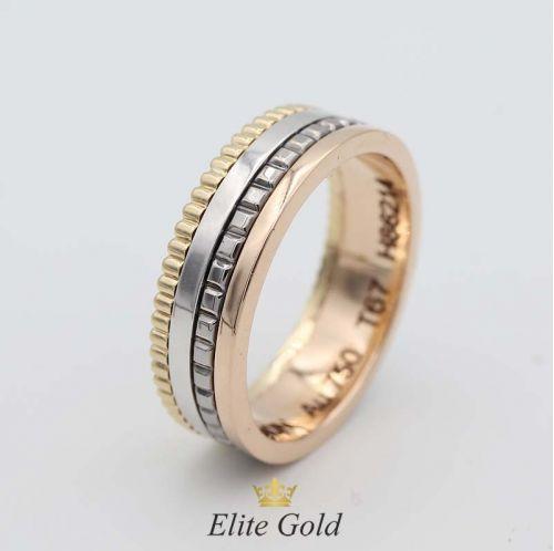 обручальное кольцо Quatre Xtra