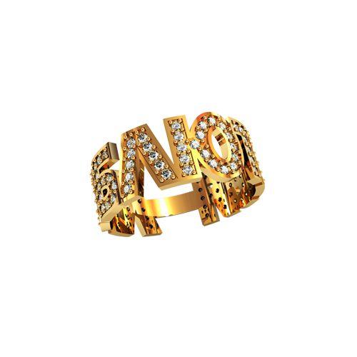 женское кольцо я люблю тебя