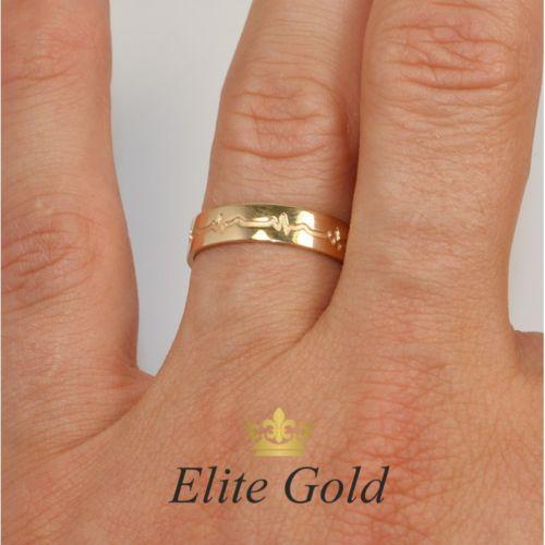обручальные кольца пульс на пальце