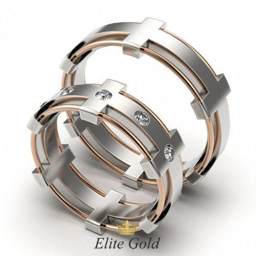 обручальные кольца Love is Eternal