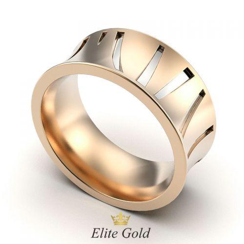 кольцо Mira с модификацией - без камней