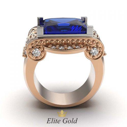 мужской перстень Imperial Glory вид сбоку