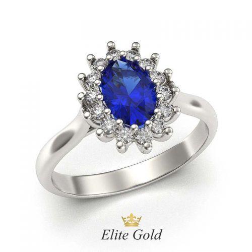 кольцо Принцессы Дианы - уменьшенная версия