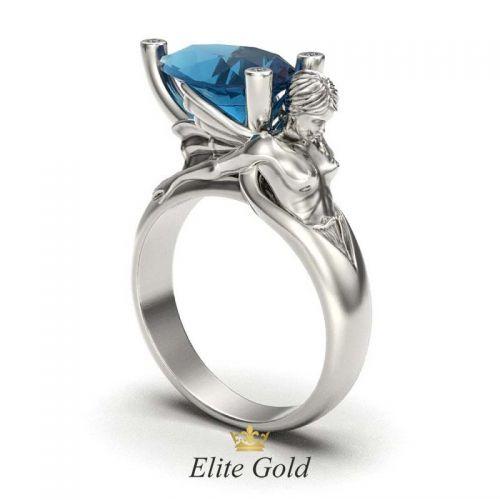 золотое кольцо русалка фото